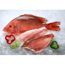 Red Lion & Ikan Merah