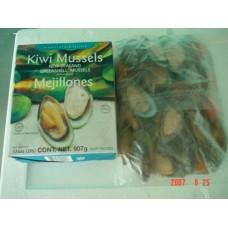 N.Z. Half Shell Mussel