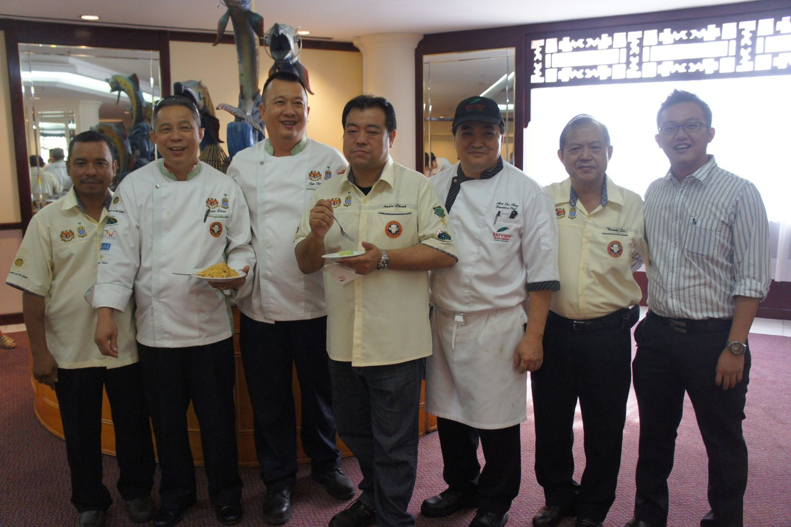 GST Group & Chef Penang Association