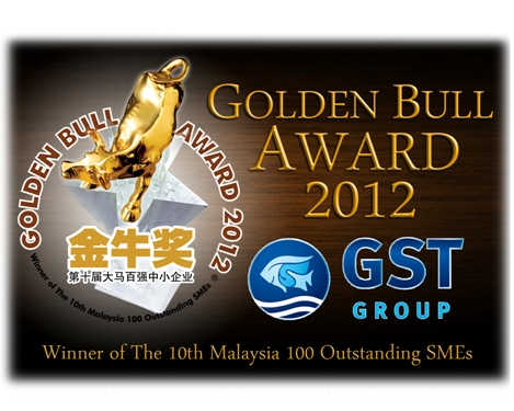 Golden Bull Award GST Group